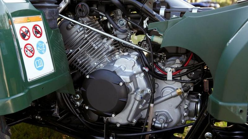 Yamaha Grizzly  Fuel Line