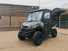 Polaris Ranger Electric Vehicle