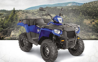 Polaris Sportsman UTE 570