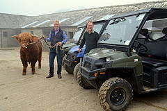 Rangers Roam the Cotswold Farm Park