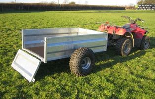 CLH General Purpose ATV Trailer
