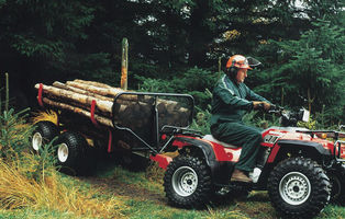 Logic Timber Hauler THT400