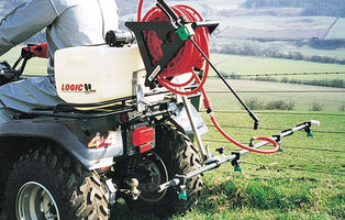 Logic On Board Sprayer Range OBS60
