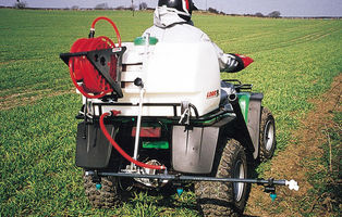 Logic On Board Sprayer Range OBS130