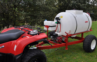 Logic Trailed Boomless Sprayer TS625