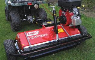 Logic Flail Mower/Topper MFP