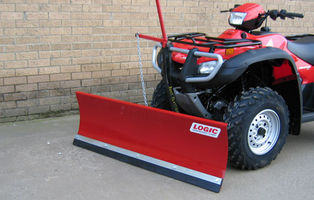 Logic ATV Snow Plough S221
