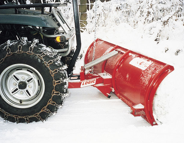 Logic Atv Snow Plough S228