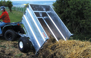 Logic High-sided Tipping Trailer TGT