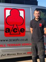 James Crawford - All Terrain Vehicle Specialist