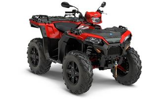 Polaris Quad Bikes