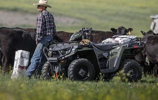 Polaris Sportsman ETX