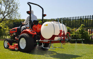 On Board Sprayers/Deck Mount, 3 Point Linkage Sprayers and Electro-Broadcasters